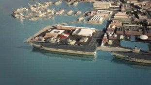 What the North Corner of Portsmouth Naval Base will look like