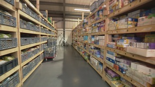 This food bank is now giving out emergency credit to help people with their fuel bills