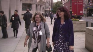 Hull MP Diana Johnson and Tina Trowhill met with the Justice Secretary in February