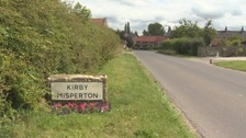 Kirby Misperton in North Yorkshire