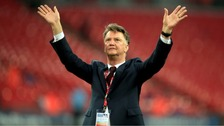 Louis van Gaal to leave Manchester United with immediate effect