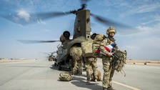 MOD criticised over anti-malaria drug issued to troops