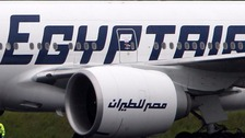 EgyptAir plane 'did not swerve before crash'