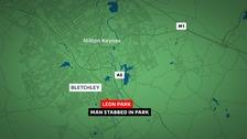 Leon Park, Bletchley.