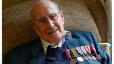 Life of D-Day hero who survived being shot three times