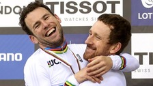 Chorley's Sir Bradley Wiggins to reunite with IOM's Mark Cavendish