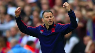 Ryan Giggs the Man United record breaker. Will he stay or will he go?