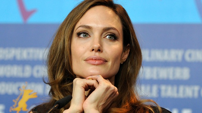 Has Angelina got what it takes to lecture at the LSE?