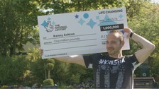 Sunderland father scoops £1m lotto jackpot