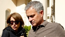 Mourinho's agent in London to finalise Man Utd appointment