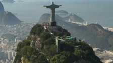 The Olympic Games 2016 are being held in Rio