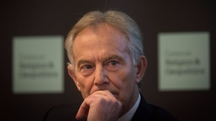 Tony Blair: We underestimated challenge in Iraq
