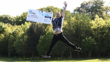 Dad from Sunderland wins £1million on scratchcard