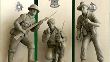 Campaign launched to fund memorial for soldiers