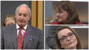 UKIP leader Neil Hamilton did not mean to cause offence for 'sexist language'