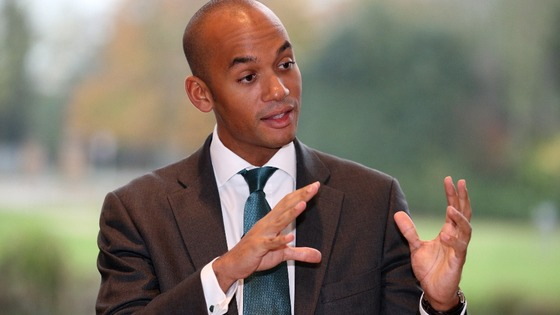 Shadow Business Secretary Chuka Umunna.
