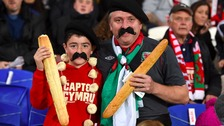 Football fans told to be ambassadors for Wales