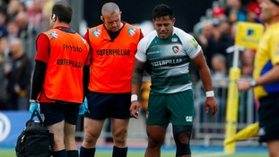 Tuilagi misses out on Australia tour