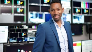 Des Coleman is a weather presenter