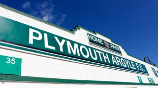 Plymouth Argyle sign