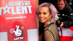 Alesha Dixon's management says she has pulled out of the event due to it's political nature.