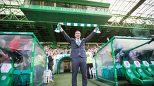 New Celtic boss Brendan Rodgers.