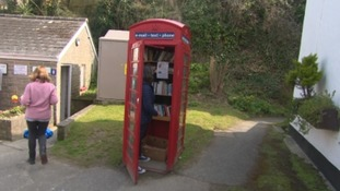Phone box library