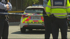 Gardaí are investigating the shooting of Gareth Hutch.