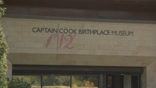 Refurbishment grant for Captain Cook Birthplace Museum