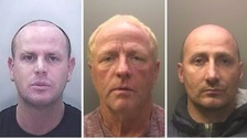 Family jailed for keeping two men slaves for 26 years