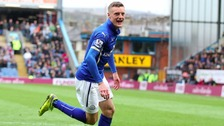 Sheffield-born Jamie Vardy set to tie the knot