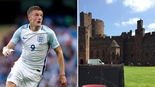 Vardy will wed his fiancee at Peckforton Castle in Cheshire