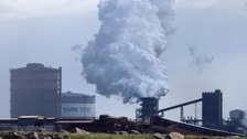 Steelworkers to protest as Tata considers bids for UK plants