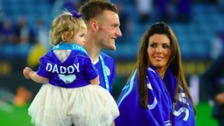Jamie Vardy set for wedding day 'party'