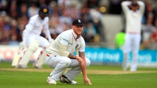 Ben Stokes 'devastated' to miss series after knee op