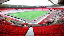 England friendly at Stadium of Light sold out