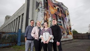 Art project to be unveiled in Liverpool today