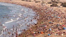 Rise in holidays to Spain and Portugal amid terror fears