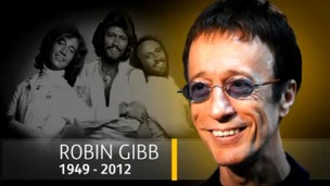 Tribute to Robin Gibb