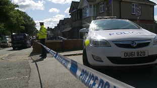 Luton mother of four murdered during 'botched burglary'