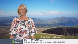 Wales Weather: Bye bye blue skies!