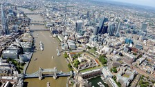 Nine out of ten of fastest growing populations are in London