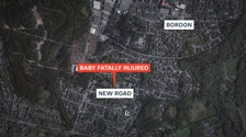 Teenager charged with murdering baby girl
