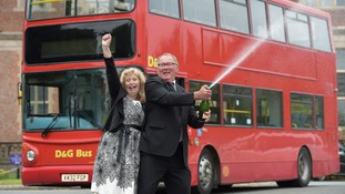 Crewe Bus Driver Celebrates £6.1M Lotto Jackpot Win