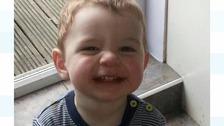 Mum's boyfriend 'killed toddler in a vicious attack'