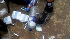 Warning of legal highs as they become banned tomorrow