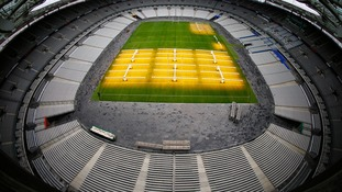 The Stade de France in Paris will host the final of Euro 2016