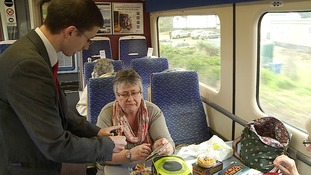 Health and safety gone mad? Greater Anglia to scrap clipping train tickets to protect wrists