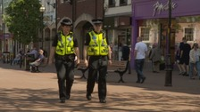 Police are recruiting more special constables.