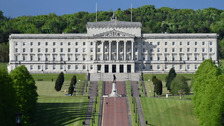 MLAs met at Stormont on Wednesday to appoint a new Executive.